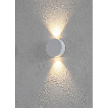 Escale SUN wall light LED white, 2-light sources