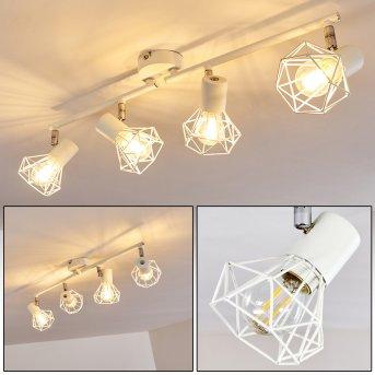 GULLSPANG Ceiling Light white, 4-light sources