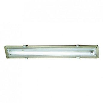 Nordlux WORKS under cabinet light silver, 1-light source