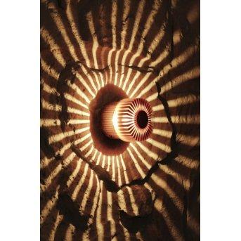 Konstsmide MONZA outdoor wall light LED copper, 1-light source