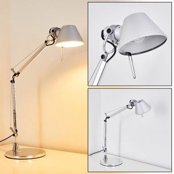 Artemide TOLOMEO MICRO Table Lamp aluminium, 1-light source