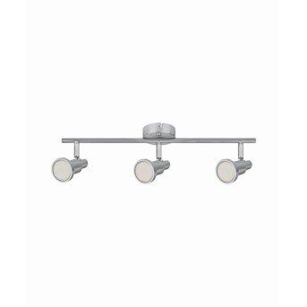 LEDVANCE SPOT Spotlight silver, 3-light sources