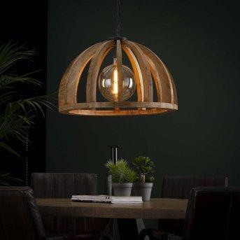 DUIVENHOEK Pendant Light light wood, 1-light source