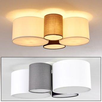 SKELBAEK Ceiling Light white, 4-light sources