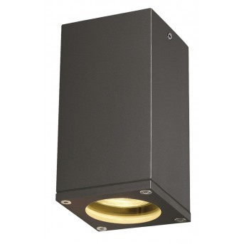 Outdoor Ceiling light SLV THEO anthracite, 1-light source