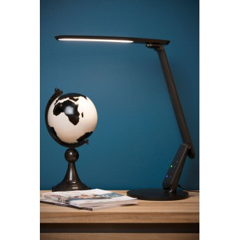 Lucide PRACTICO Desk Lamp LED black, 1-light source
