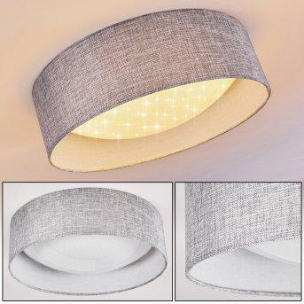 Tallaboa Ceiling Light LED white, 1-light source