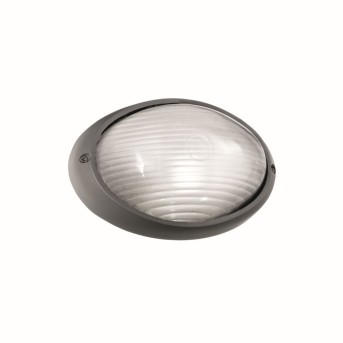 Ideal Lux MIKE Outdoor Wall Light anthracite, 1-light source