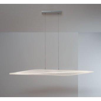 Escale STRATOS pendant light LED matt nickel, 1-light source