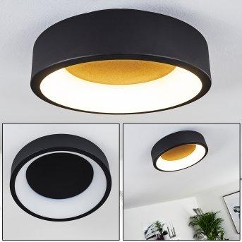 KAMPALA Ceiling Light LED black, 1-light source