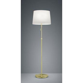 Trio LYON Floor Lamp brass, 3-light sources