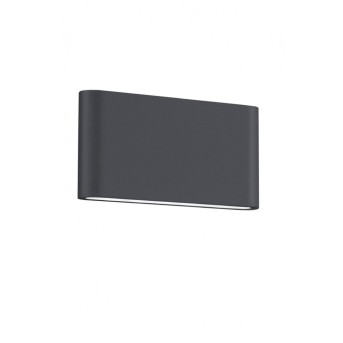 Trio THAMES II wall light LED anthracite, 2-light sources