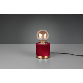 Reality JUDY Table lamp LED red, 1-light source