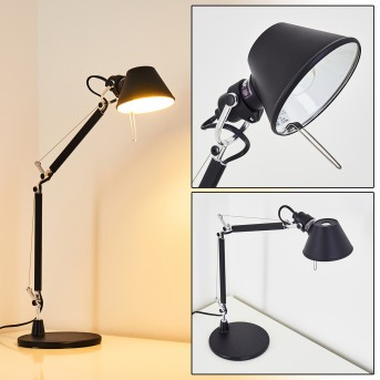 Artemide TOLOMEO MICRO Table Lamp black, 1-light source