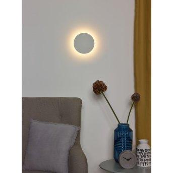 Lucide EKLYPS Wall Light LED white, 1-light source