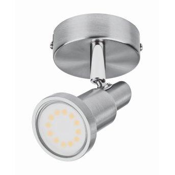 LEDVANCE SPOT Spotlight silver, 1-light source