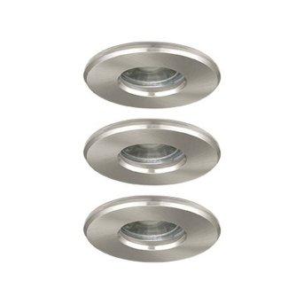 Eglo IGOA recessed light matt nickel, 3-light sources