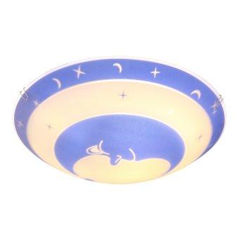 Globo MOONSTAR Ceiling Light white, 1-light source