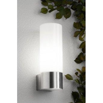 CMD AQUA WALL Wall Light stainless steel, 1-light source