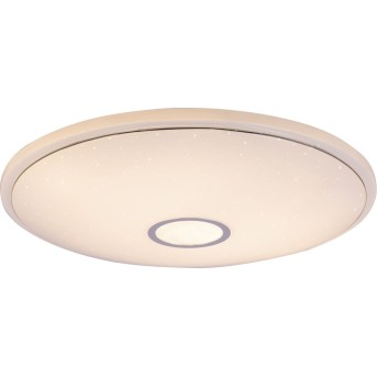 Ceiling Light Globo CONNOR LED white, 1-light source, Remote control, Colour changer