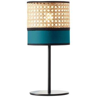 Table Lamp Brilliant Dayanara black, 1-light source
