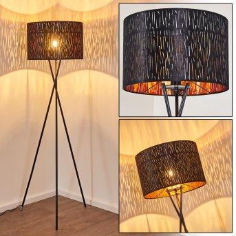 Liared Floor Lamp black, 1-light source
