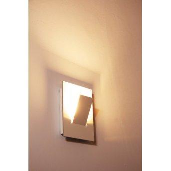 Eva Luz Alpha wall light LED white, 1-light source