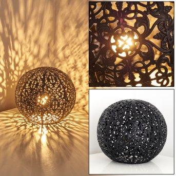KOBENHAVN Table Lamp black, 1-light source