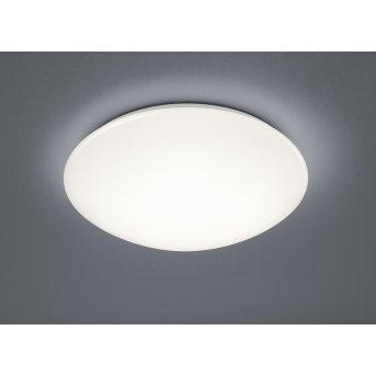 Reality Putz Ceiling Light LED white, 1-light source