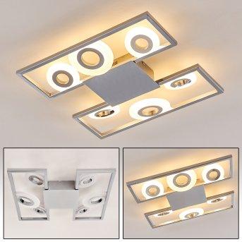 Obip Ceiling Light LED chrome, 1-light source