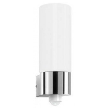 CMD AQUA WALL Wall Light stainless steel, 1-light source, Motion sensor