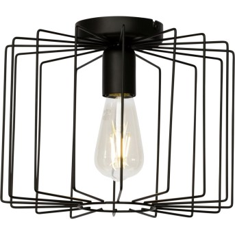 Brilliant Onelia Ceiling Light black, 1-light source