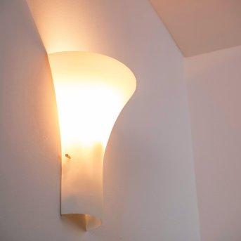 Nerola wall light white, 1-light source