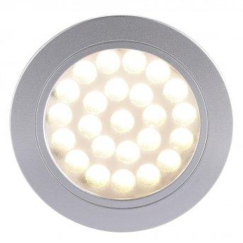 Nordlux CALABRI recessed light LED aluminium, 3-light sources