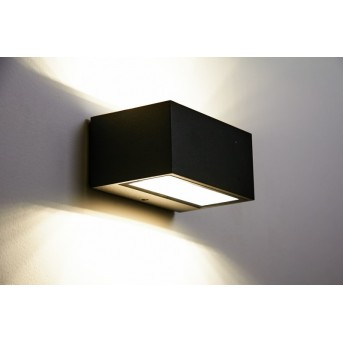 Spider Outdoor Wall Light LED anthracite, 1-light source