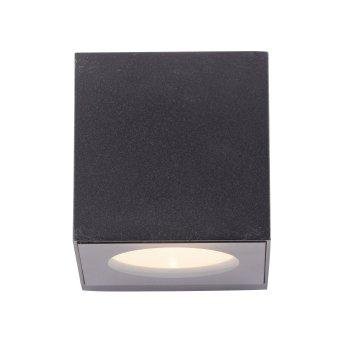 Paul Neuhaus ORANGE Wall Light LED anthracite, 2-light sources