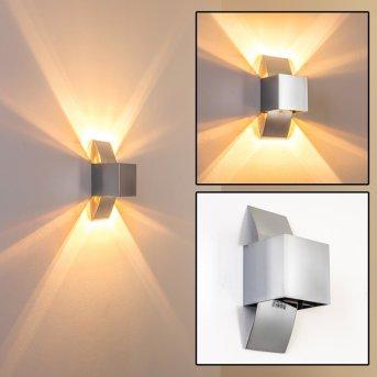 Kapstadt wall light chrome, 1-light source