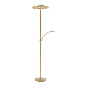 Paul Neuhaus MARTIN Floor Lamp LED brass, 1-light source