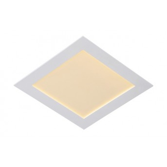 Lucide BRICE-LED recessed light white, 1-light source