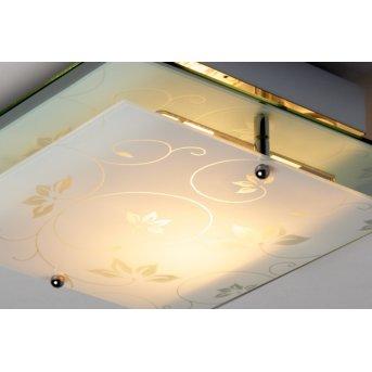 Rabat ceiling light transparent, clear, 2-light sources