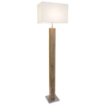 Nino Leuchten GUMP Floor Lamp LED Light wood, 1-light source