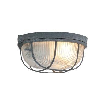 Steinhauer MEXLITE Ceiling Light grey, 1-light source