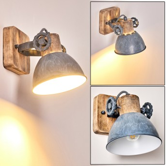 Orny Wall Light light wood, 1-light source
