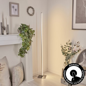 SOYO Floor Lamp LED matt nickel, 1-light source