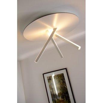 Eva Luz Orion ceiling light LED white, 3-light sources