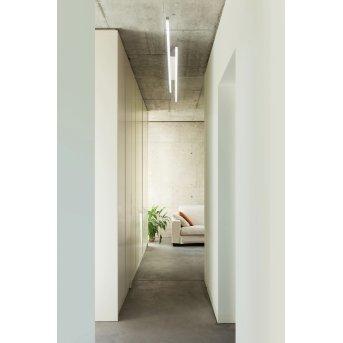 Grossmann FORTE Ceiling light LED aluminium, 8-light sources