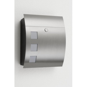 CMD letterbox stainless steel