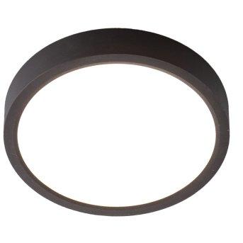 Nino-Leuchten PUCCY Ceiling Light LED black, 1-light source