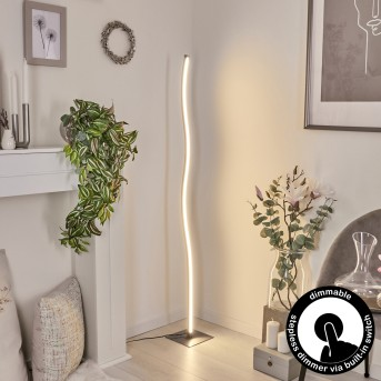 SOYO Floor Lamp LED matt nickel, 1-light source