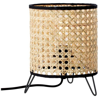 Table Lamp Brilliant Wiley black, 1-light source